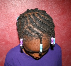 curving cornrows